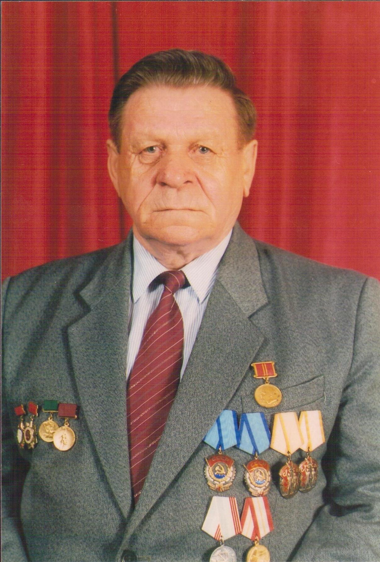 Лукьянов Алексей Романович