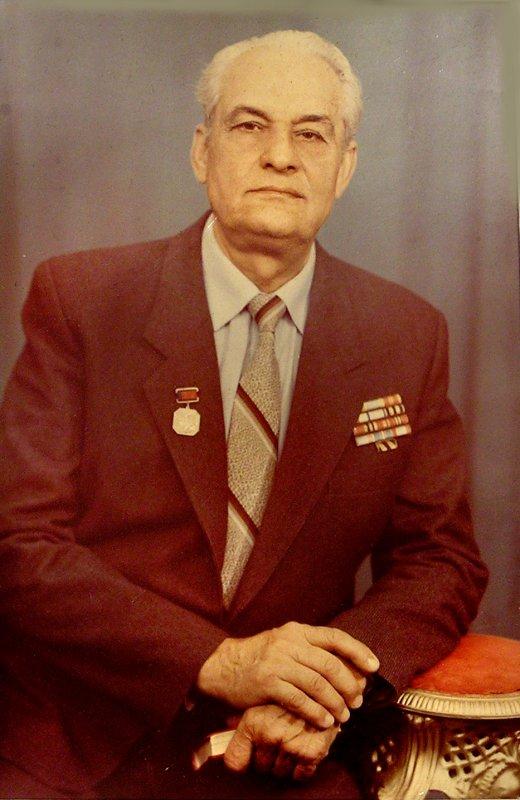 Пашкут Георгий Васильевич