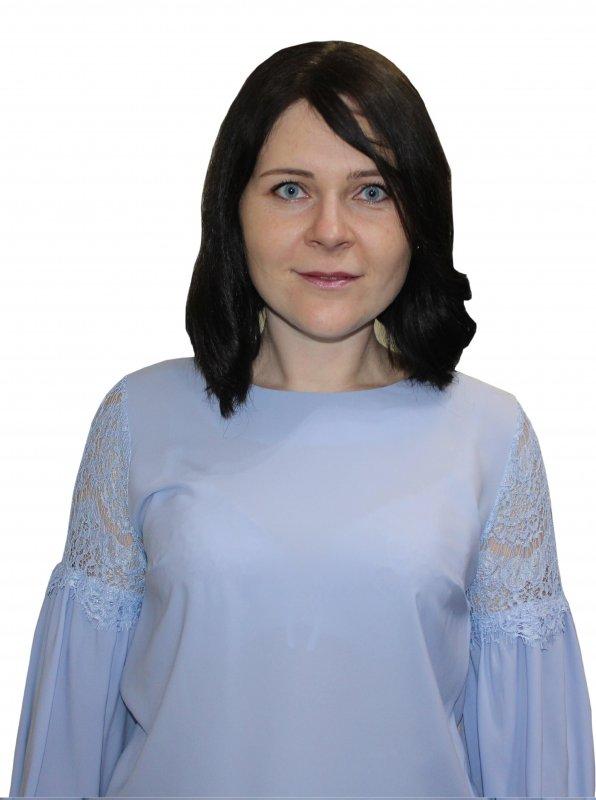 Инна Николаевна Оболонская